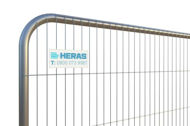 Heras Mobile Fencing Rt38 All Close