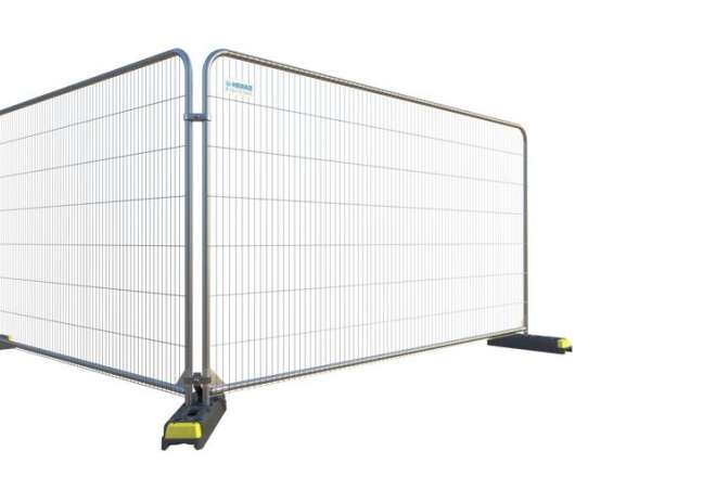 Heras Mobile Fencing Rt38 All