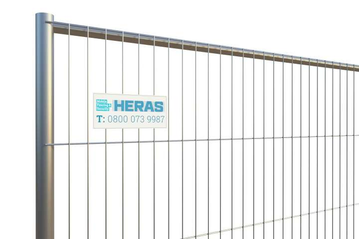 Heras Mobile Fencing St25 All Close