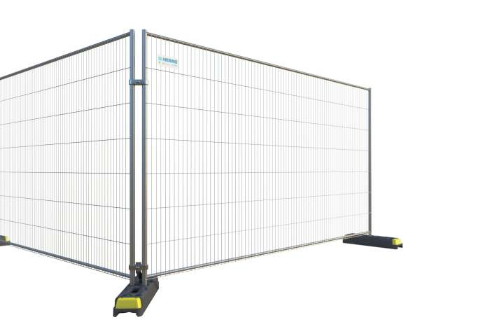 Heras Mobile Fencing St25 All