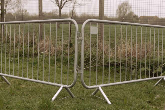 Rent Or Purchase Mobile Fencing Heras