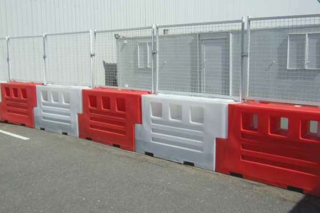 Heras Inter Block Fence Rb2000